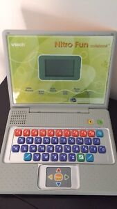 vtech Nitro Fun notebook