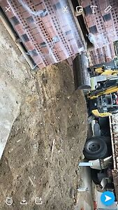 Soil removal tipper hire tight access excavation hire excavator hire Roseville Ku-ring-gai Area Preview