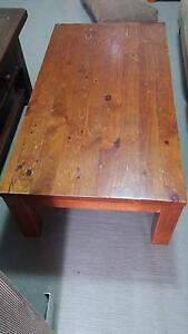 Solid pine coffee table Harrison Gungahlin Area Preview