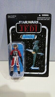 Star Wars Vintage Collection Revenge Card B-Wing Pilot figure VC63 new
