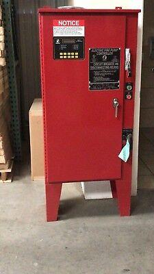 Firetrol Electric Fire Pump Controller FTA1000-AM125B and Jockey Pump Controller