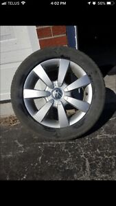Volkswagen Rims and Tires