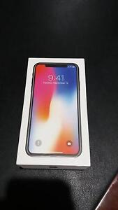 New Apple IPhone X 256GB Space Grey