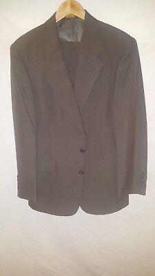 Nino Brown Suit (Nino Cerruti brown 40L suit)