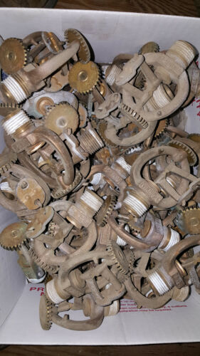 Vintage Viking C Brass Pendant Fire Sprinkler Head 160 F 71 C 75 buy 1 or all 74