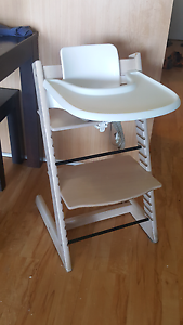 Stokke tripp trapp high chair Newtown Inner Sydney Preview