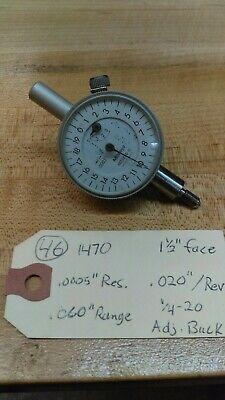 Mitutoyo Dial Indicator 1470
