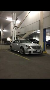 2009 Cadillac CTS-V, Manual, 700+ HP, 122,xxx Kms, Clean Title.