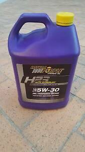Royal Purple HPS 5W30 Performance 5L Full Synthetic Engine Oil Haberfield Ashfield Area Preview