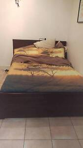 Double size bed frame Potts Point Inner Sydney Preview
