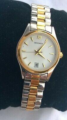 Used, Sekonda ladies quartz watch 04390 for sale  Shipping to Nigeria