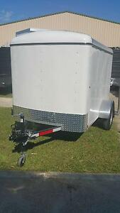 8X5 FULLY ENCLOSED TRAILER 1300KG Smart Range Clontarf Redcliffe Area Preview