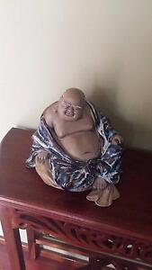 Ceramic Buddha and China man Ellis Lane Camden Area Preview