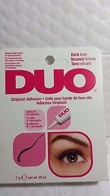 Duo Striplash  Adhesive  Dark Tone  25 Oz  Made Usa Worlds   1 Adhesive 240593
