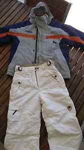 Ski pants and jacket-Child size 8 Buddina Maroochydore Area Preview