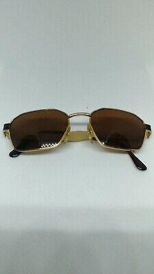 GIANNI VERSACE Unisex Vintage Sunglasses Gold MOD S59 COL 54M
