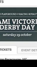 Melbourne cup ( derby day tickets) Kotara South Lake Macquarie Area Preview