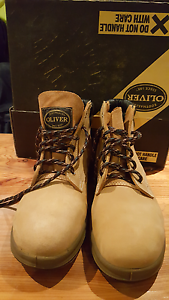 Oliver steel cap work boots size 9 Highett Bayside Area Preview