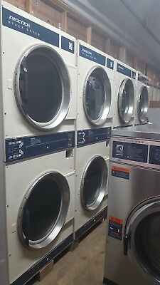 Coin Laundry Equipment Dryers Commercial Machine Laundromat.