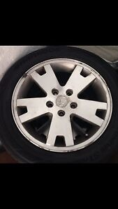 "4x17"" Commodore/crewman wheels Sydney City Inner Sydney Preview"