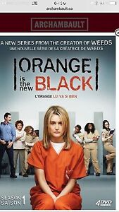 Orange is the new black saison 1-2-3