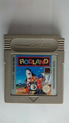 Rodland - Jeu Game Boy - Cartouche seule - NOE for sale  Shipping to Nigeria
