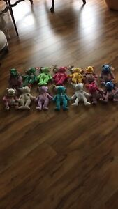 TY Birthday Beanie Babies Excellent Condition