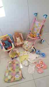 Baby Born Dolls and Accessories Seville Yarra Ranges Preview