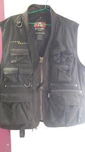 Oil skin fishing vest. Regentville Penrith Area Preview