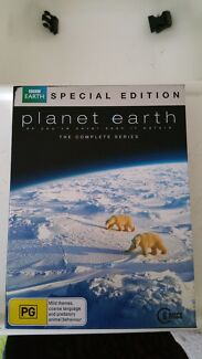 BBC Earth - planet Earth Dvd - Special Edition Wembley Cambridge Area Preview