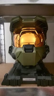 Halo 3 Helme (Limitierte Sammler Figur Helm Master Chief + Halo 3 NEU/OVP ( Xbox360 Xbox One ))