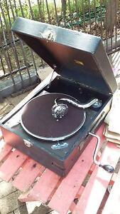 gramophone His Master Voice 1920s Dubbo Dubbo Area Preview