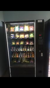 Lcm 3 snack vending machine