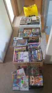 MASSIVE COLLECTION OF 250+ VHS TAPES Sunnybank Hills Brisbane South West Preview