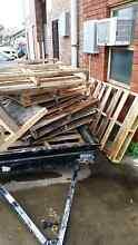 Free pallets Oatley Hurstville Area Preview