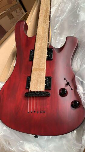 SCHECTER 006 DLX-VRS Red Vampire Sat. Electric Guitar