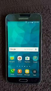 Samsung Galaxy S5 16G Optus unlocked faulty selfie camera Blackburn Whitehorse Area Preview