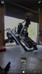 DGRP Ramp for Snowmobile SKIDOO