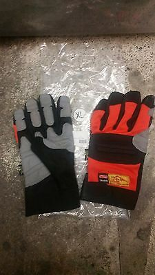 Dragon Fire Rope Rescue Gloves Xl