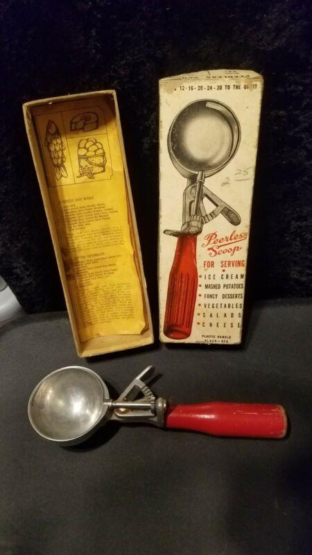 Vintage Peerless Scoop, Model 601