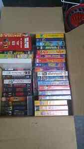 62 vhs tapes Epping Whittlesea Area Preview