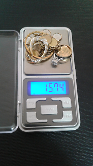 Bulk lot 9ct Gold 15.73 grams pickup Only