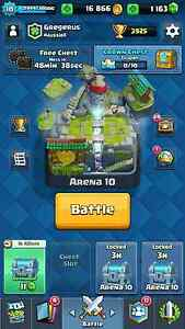 Clash Royale level 10 Mount Pritchard Fairfield Area Preview