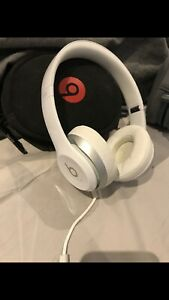 Beats by Dr Dre White
