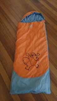 Spinifex Kids Hooded Sleeping Bag