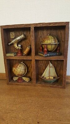 beautiful  antique wooden miniatures