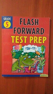 Flash Forward Test Prep with answer key - Grade (Flash Forward Test)