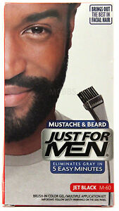 JUST-FOR-MEN-MUSTACHE-BEARD-BRUSH-IN-COLOR-GEL-CHOOSE-FROM-3-COLORS