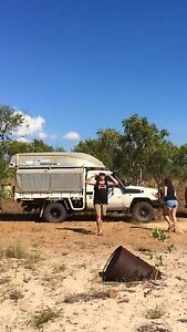 Land Cruiser Canopy Leanyer Darwin City Preview