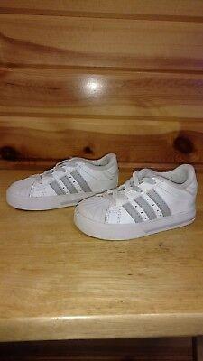 Adidas Neo Kids Toddler Sneakers Tennis Shoes 6K